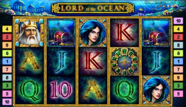 Lord Of The Ocean tragamonedas gratis online