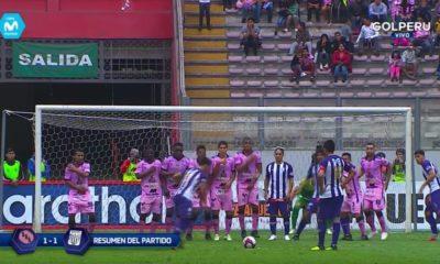 Alianza Lima vs Sport Boys Liga 1 2019